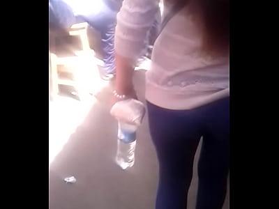 xxx video en Alumna de la universidad nacional del altiplano con buen toto