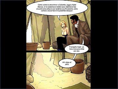 En la comic - verdadera polla - parte i - espa