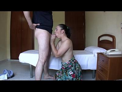 pamela sanchez follando en video porno casero con follamigo