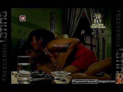 sexo casero con Cholotube.com.pe: Tatiana Astengo desnuda en Django