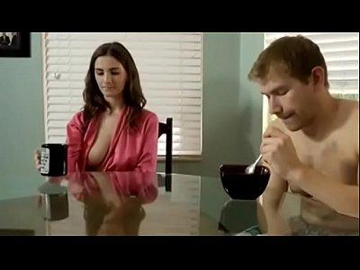 Molly Jane in mom eats my dick instead of breakfast