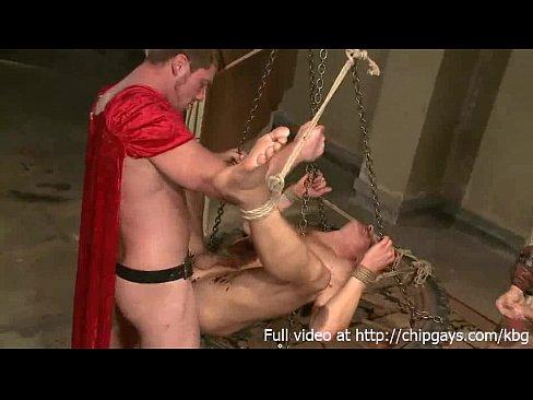bondage line story on Gladiator