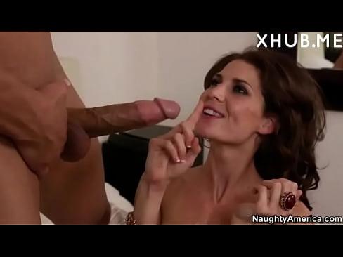 Carmella bing glory hole video