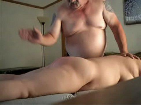 Wife spanked belt