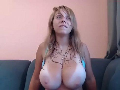 Lesbian Sucking Huge Tits