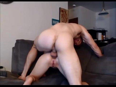 Deep amateur anal
