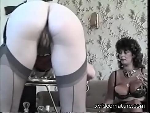 Kinky german mature