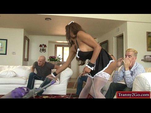 Xhamster futanari maid