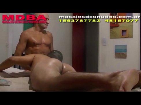 SEXO TOTAL EN SESIÓN DE MASAJES