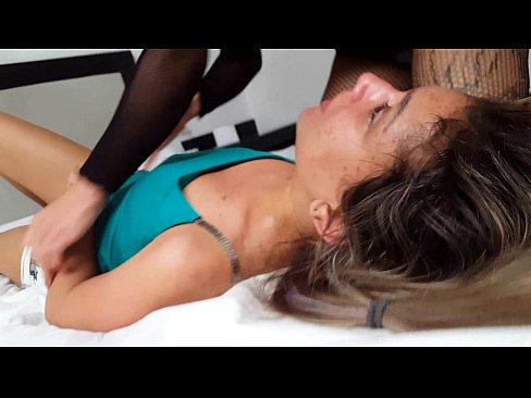 Licking orgasm video