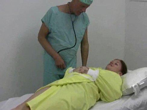 19yo dirty pregnant jerk the physician