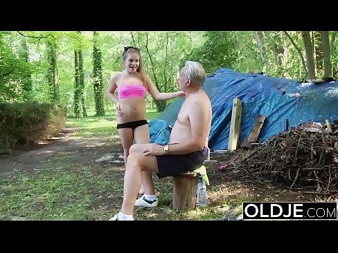 Oldje gay porno
