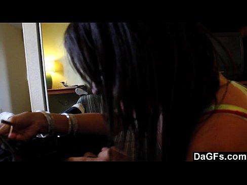 Čierna sex party video
