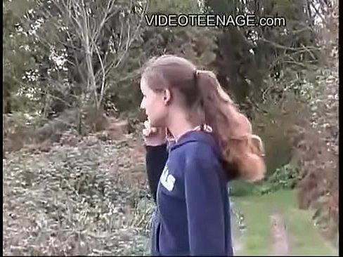 Cute teen feet virginie