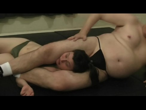 Anime pictures figure-four scissors domination womens pierced nipples