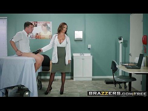 Brazzers – Doctor Adventures – Dick Stuck In Fleshlight scene starring Briana Banks Nikki Benz and J