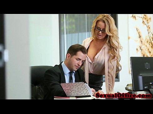 Valuable Giving boss fuck secretary on desk your idea