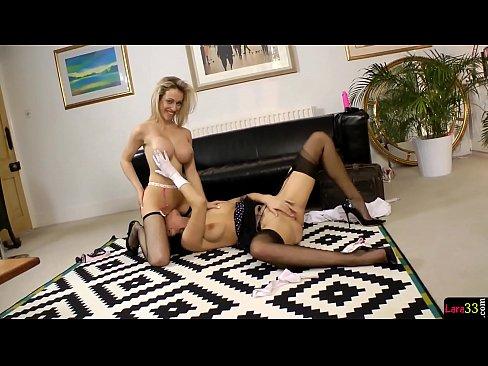 Lesbiana porns nakal videis
