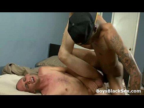 BlacksOnBoys - Nasty sexy boys fuck young white sexy gay guys 16's Thumb