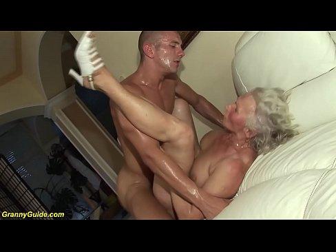 german granny porn video