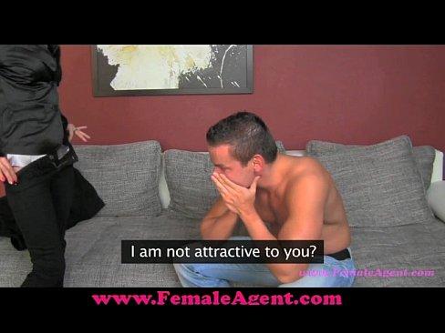 FemaleAgent Do not hot cum inside me