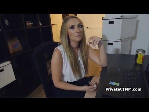 Amateur Boss Fucks Secretary