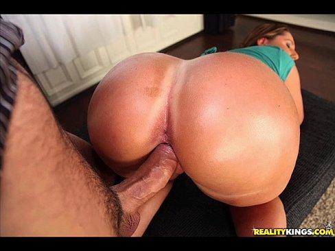 Susanna White-Bouncing Ass