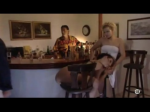 Surprise Anal Sex At Bar
