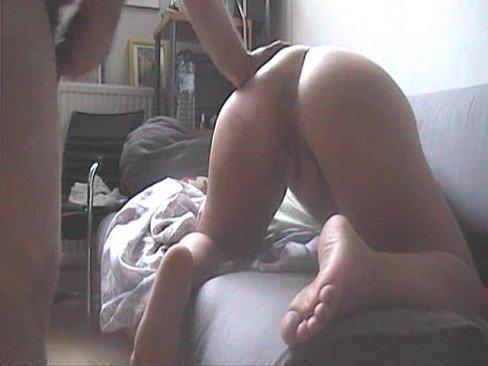 Cum the ass