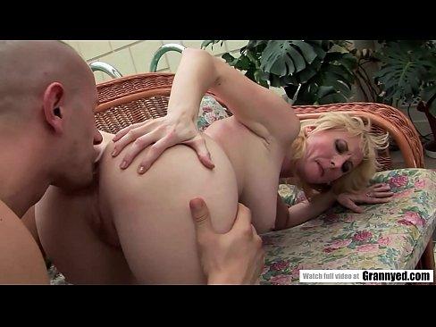 Lusty busty mature videos
