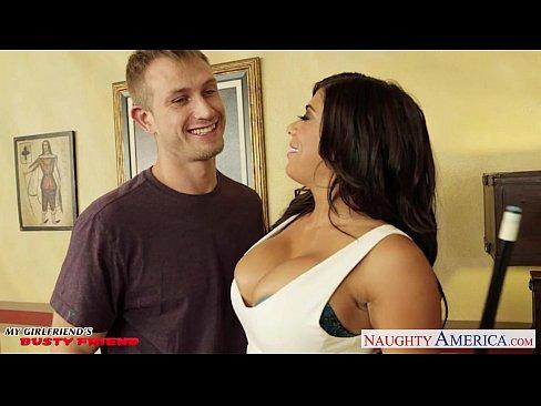 Busty brunette Alexa Pierce gets pussy fucked indian porn videos