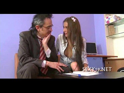 Best amateur threesome sex teacher seduction