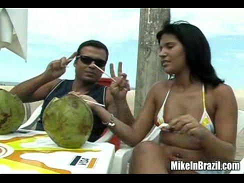 Mike in brazil porn tube