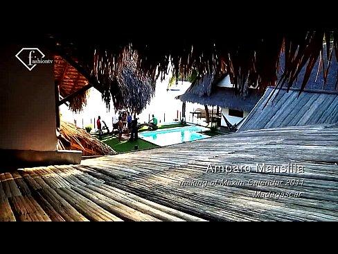 Making of 2011 Maxim Calendar – Amparo MansillaXXX Sex Videos 3gp