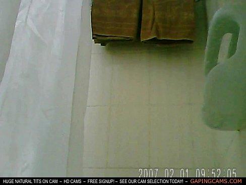 Mature shower cam