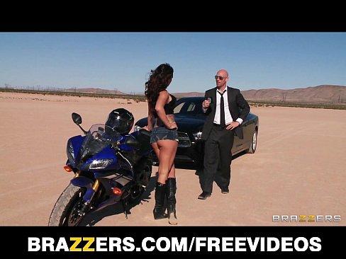 Busty biker beauty Destiny Dixon gets caught speedingXXX Sex Videos 3gp