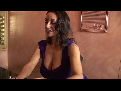 Nasty milf with big boobs needs some cock