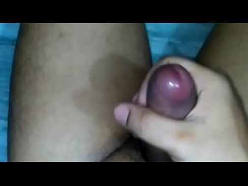 Horny Guy Solo Masturbation