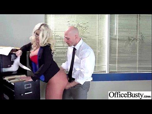 (julie cash) Big Juggs Office Girl Enjoy Hard Sex Scene vid-20's Thumb