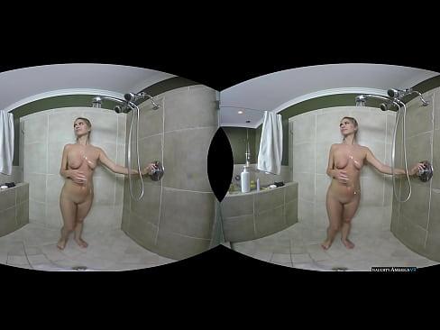 VR Porn – The Babysitter – Jill Kassidy – NaughtyAmericaVR.com