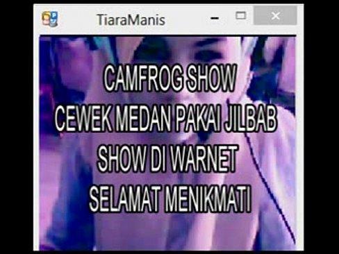 cover video camfrog indo nesia jilbab tiaramanis warnet 1