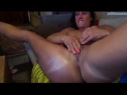 Bbw squirting orgasm