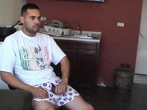 Latin gay fucking with hot facial