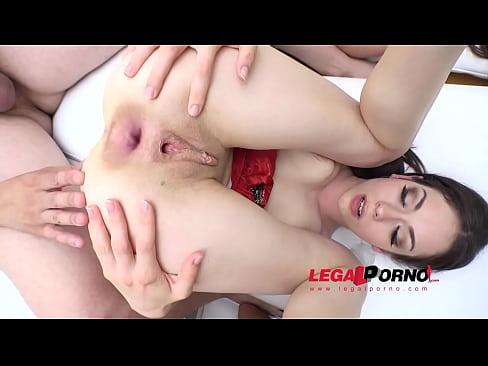 Gapefarting sluts Arwen Gold, Lita Phoenix & Helen Star mini orgy with 2 guys (DAP, DP, gape far
