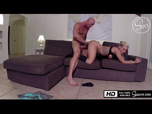 Spy Cam - Johnny Sins Destroys Kissa Sins's Thumb