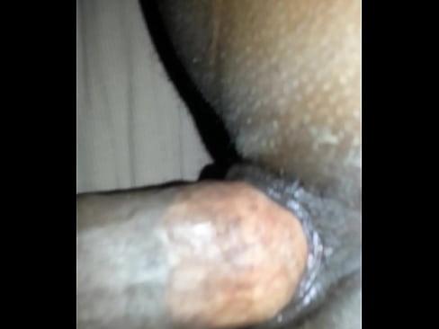 Ebony Creamy Pussy Homemade