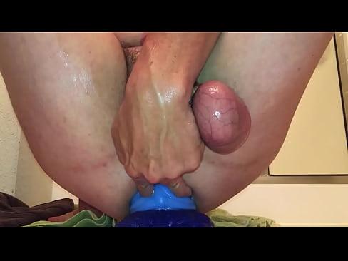 Deep anal knotting