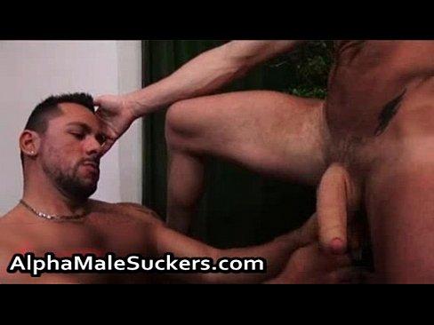 Super hot gay men sucking