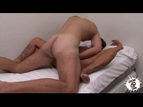 spanish amateur couple homemade fuck video