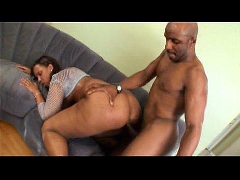 Big booty Monica Keyys is gettin fucked by big black cock.